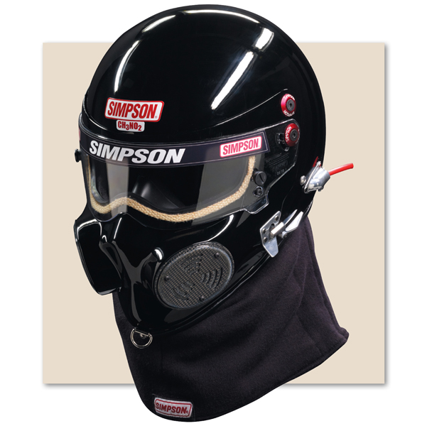 Bell Racing Helmets >> Simpson CH3NO2 Helmet **Discontinued**