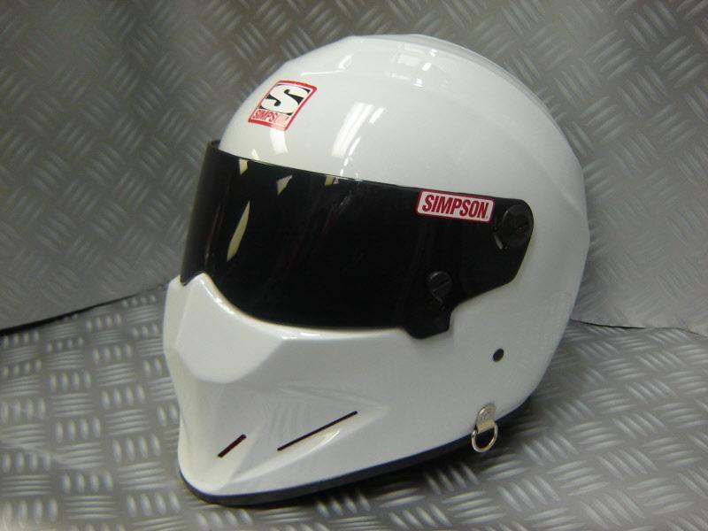 Simpson Diamondback Helmet
